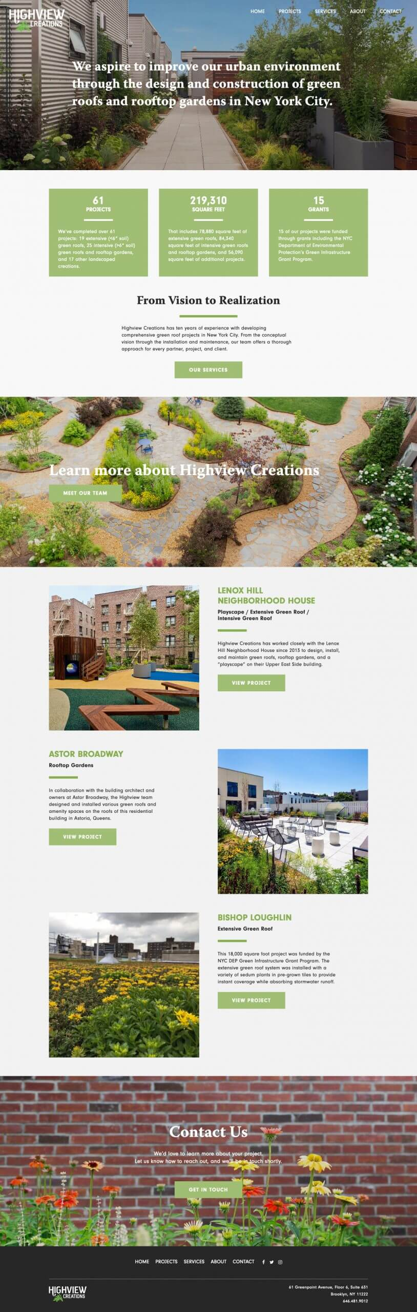 highview full2 brooklyn web design bushwick design