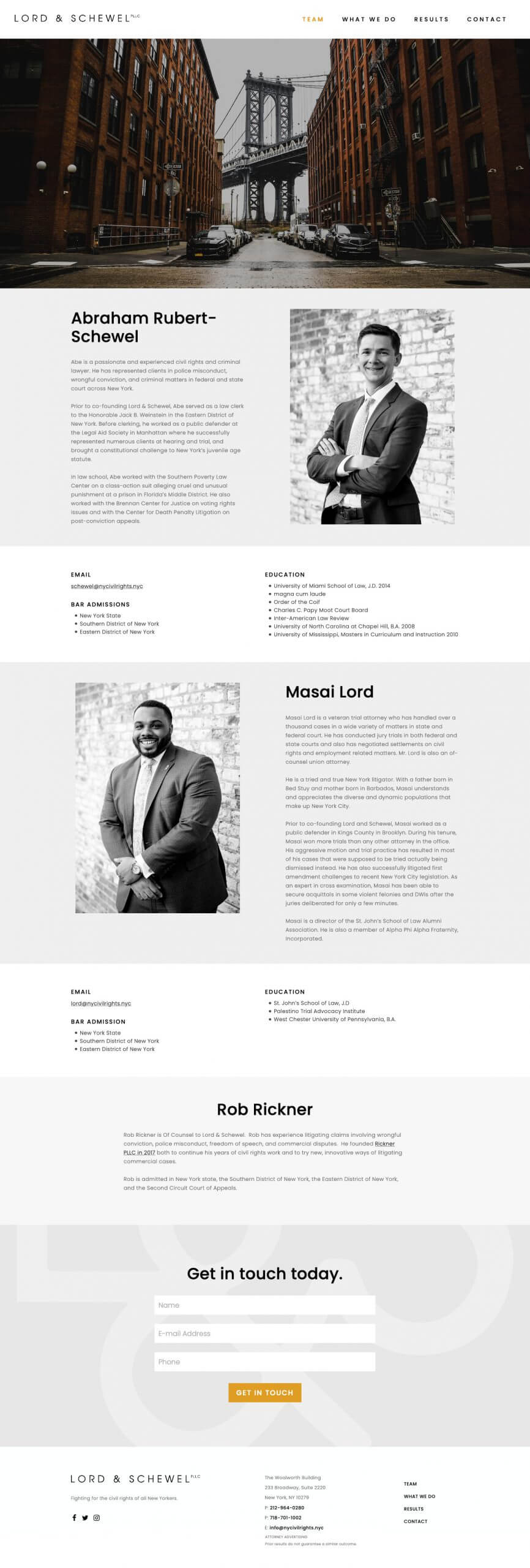 lord schewel tablet brooklyn web design bushwick design