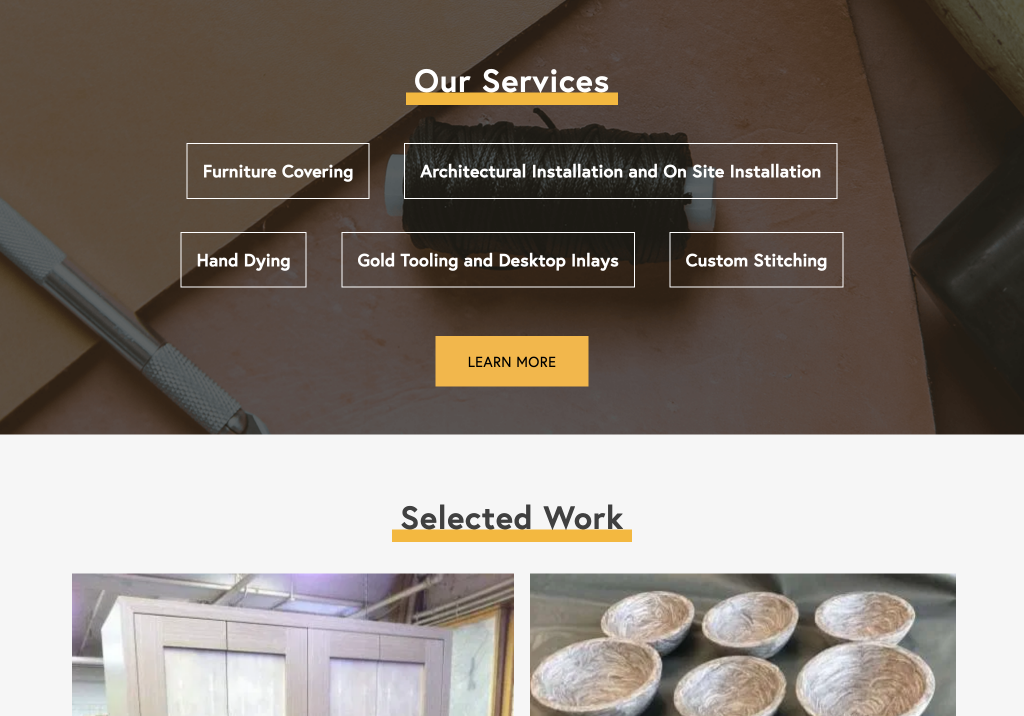 mhg studio desktop brooklyn new york web design bushwick design