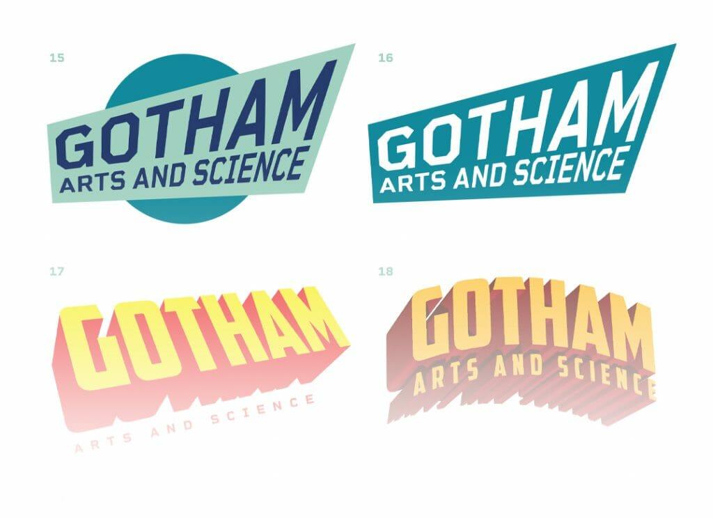 nyc logo design graphic